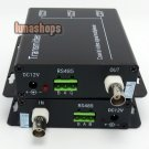 3 Channel Camera BNC Video Signal Multiplexer Box Adapter For CCTV