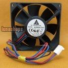 Delta AUB0812VH 8025 8cm x 8cm x 2.5cm Cooler Cooling CPU Fan PWM 12V 0.41A 4Pin
