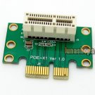 PCI-Express PCI-E 1x Male to Female Riser Card Extender 90  L Shape Adapter