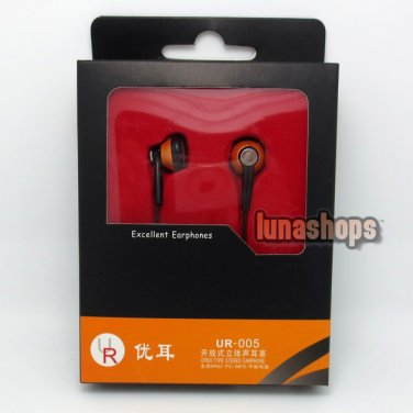 You Er UR UR-m005 In-ear Stereo Earphone Headset For 3DS 2DS PSV 3DSLL
