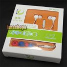 You Er UR UR-M300 In-ear Stereo Earphone Headset With Mic For Iphone ipod