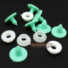 For 500PCS Numbers Ear Tag Livestock Tag Adapter for Animal Rabbit