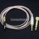 C8 5N OCC Copper Cable For Senheiser HD598 HD558 HD518 Headphone Earphone