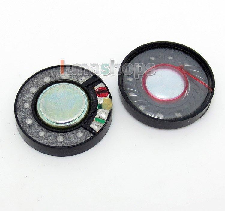 C8 1 Pair Dia 30mm Speaker Unit For DIY Custom Earphone audio-technica ATH�ON3