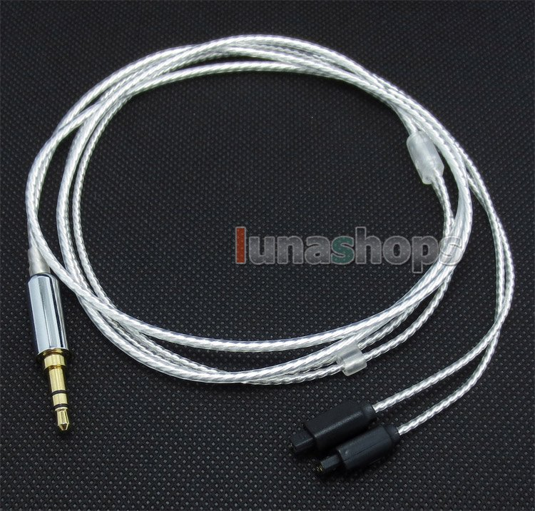 C8 Earphone Cable For audio-technica ATH-IM50 ATH-IM70 ATH-IM01 ATH-IM02 ATH-IM