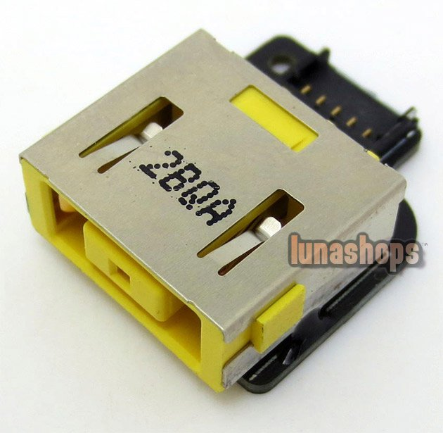 C8 DC power charger port Adapter For Lenovo IBM Thinkpad X1 Carbon m490s Yoga 11