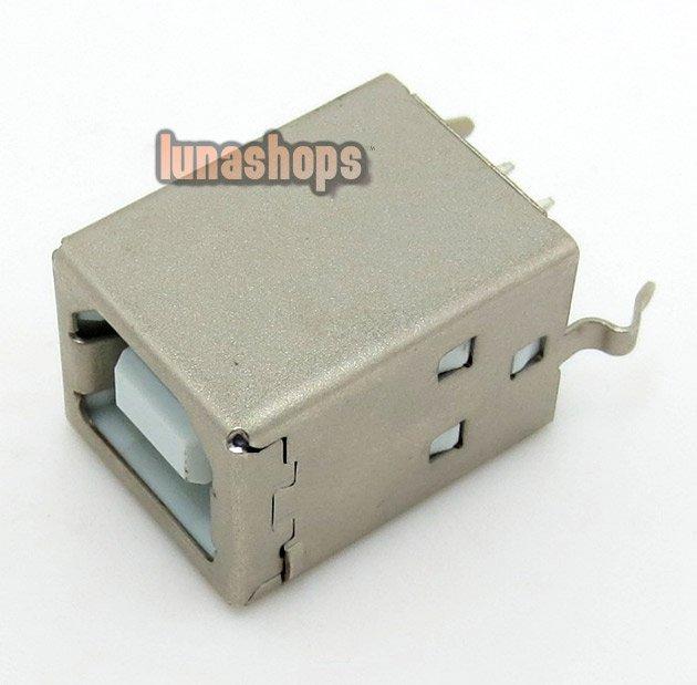 C8 Straight USB Scanner Printer Soldering Adapter Dock Plug For Diy Custom LGZ-U