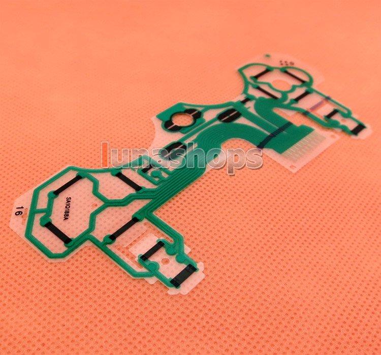 C8 SA1Q188A   Repair Flex Cable circuit board For PS3 controller Button Ribbon