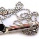C8 stainless steel Pigeon Dove Racing supersonic Whistle Adapter