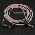 C8 5N OFC Soft Earphone Cable For FitEar MH334 MH335DW Go togo334 F111 PARTERR