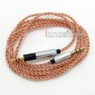 C0 1.2m 5N Hifi OCC Cable For Sennheiser Momentum Over On Ear Headset Headphone
