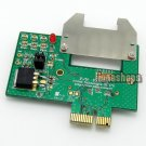 C0 Pci-e 1x To Mini PCI-e Converter Card Protector Extender Riser Adapter