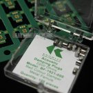 C0 1pc White Damping Plugs Damper For Shure se535 Se846 TF10 SF3 SF5 5EB 5pro UE