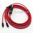 C0 PCOCC Earphone Cable For Westone W4r UM3X UM3RC ue11 ue18 JH13 JH16 ES3
