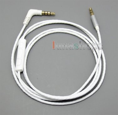 3.5mm + Remote Headphone Cable For Beyerdynamic Custom one pro Nixon the RPM