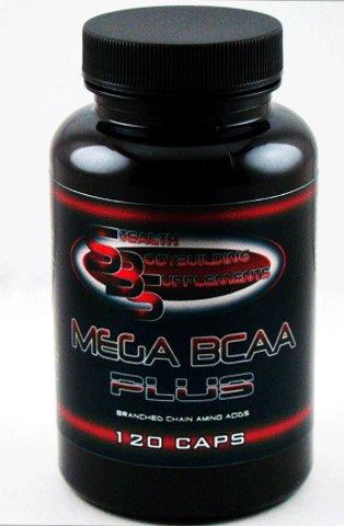 Mega BCAA Plus