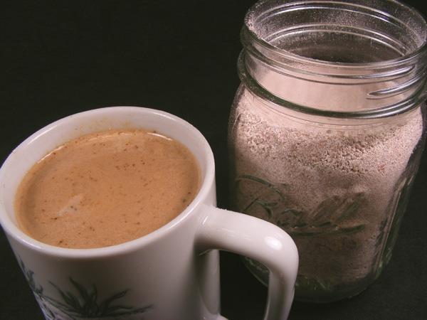 Home-made Hot Cocoa Mix (Quart Jar)