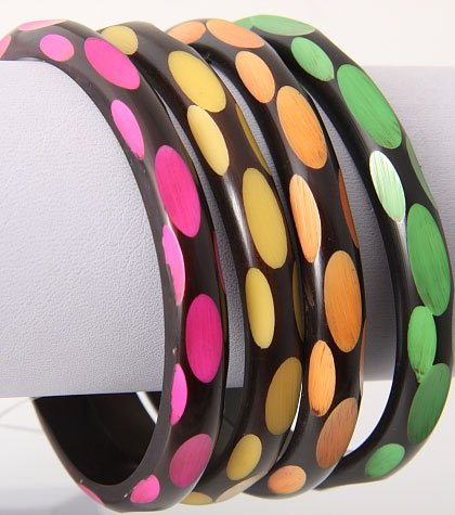 Ooh-la-la!Multi-color bracelet Set