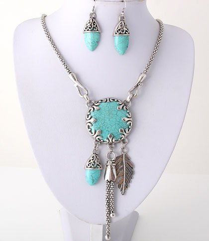 DreamCatcher Necklace Set