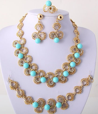 Princess Lara Necklace set