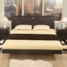 Capri Modern Bed with Storage