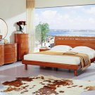 Claudia - Modern Lacquer Bedroom set