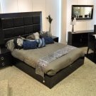 Glam Black - Armani Xavira Collection Bed