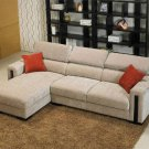Microfiber Sectional Sofa