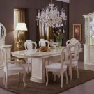 Milady Italian Lacquer Dining Set