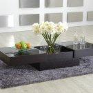 Modern Black Coffee Table