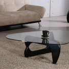Modern Coffee Table in Black