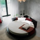 Plato Round Bed with Mattress