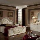 Rococo - Italian Classic Beige Bedroom Set