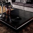 Modern Coffee Table with Pull Out Squares - AK881-160