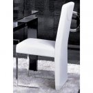 Modern White Chair #0099