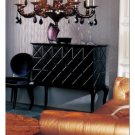 AA602-120 Black Buffet