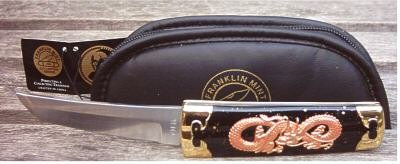 Samari Dragon Knife