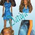 Dariya-OOAK pregnant fashion doll formerly known as Barbie