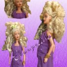 Evangelina-OOAK pregnant fashion doll formery known as Barbie