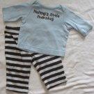Gymboree Brand New Baby Monkey shirt NB
