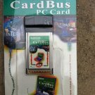 32bit 100/10M CardBus PC Card Adapter