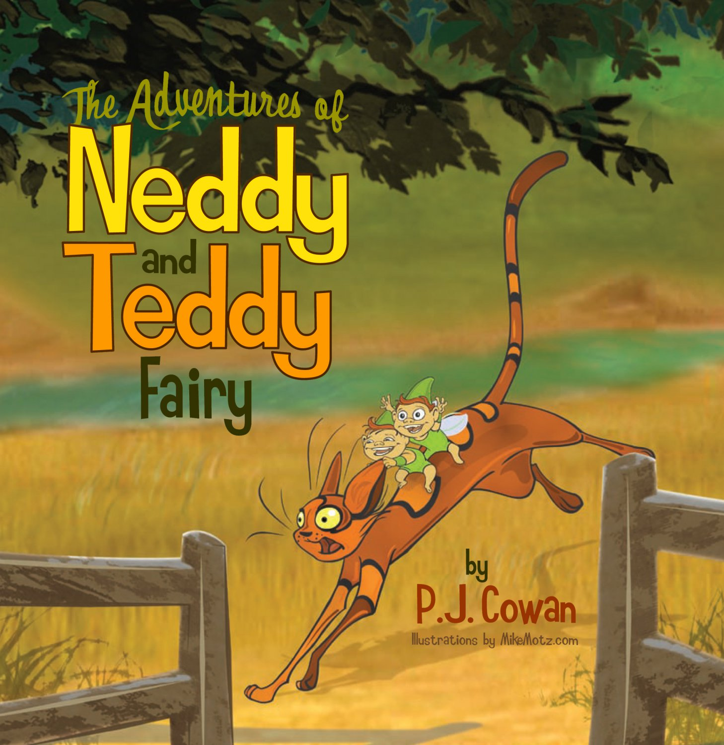 THE ADVENTURES OF NEDDY AND TEDDY FAIRY
