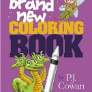 PJ'S BRAND NEW COLORING BOOK