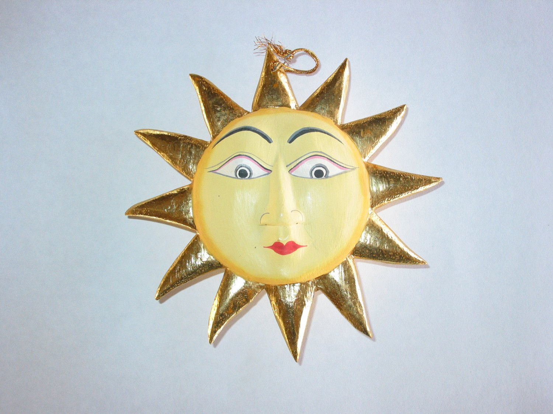 Medium Yellow Sun