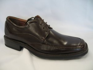 Dark Brown Geuine Leather Dressing Shoes