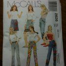 McCall's 2626 Misses Pants in Two Lengths and Skirt Size B 8-10-12