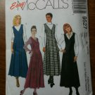McCall&#39;s 9527 Misses Jumpers Size B 8-10-12