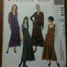 McCall's 2412 Misses' Jumper and Shirt-Jacket Size D 12-14-16