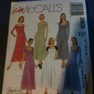 McCall's 2805 Misses'/Miss Petite Dress Size C 10-12-14