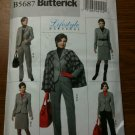 NEW Butterick Lifestyle Wardrobe Collection Size B5 (8-10-12-14-14)